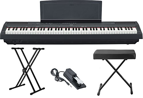 roland fp 30 vs yamaha p115 piano reviews. Black Bedroom Furniture Sets. Home Design Ideas